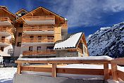 LOCATION - VAUJANY - Le Crystal Blanc