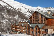 ACCOMMODATION + SKI PASS + SKI LESSONS - VALLOIRE - Le Hameau