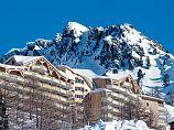LOCATION - ISOLA 2000 - Les Terrasses d'Azur