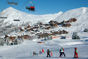 ACCOMMODATION + SKI PASS + SKI RENTAL - BELLE PLAGNE