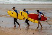 SEJOUR SURFCAMP 7 Jours - Aquitaine - 11-17 ans