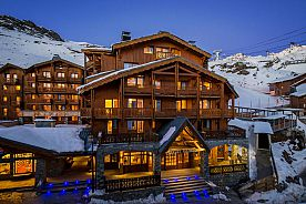 LOCATION - VAL THORENS - Chalet Val 2400