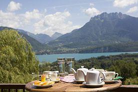 LAC D'ANNECY / SEVRIER - Pension Complète au Village Club Les Balcons du Lac d'Annecy
