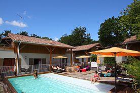 VACANCES JUILLET - LACANAU - Résidence Club Les Rives du Lac
