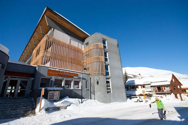 VILLAGE CLUB - VALLOIRE - La Pulka