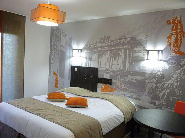 COURT SEJOUR - MONTPELLIER - Appart Hôtel Montpellier Millénaire