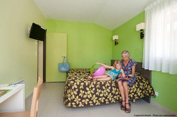 ILE D'OLERON - Pension Complète Village Vacances Azureva