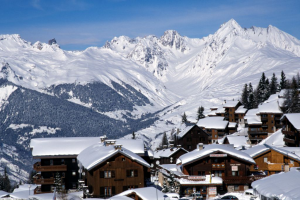 station de ski Plagne Bellecote