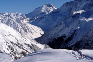station de ski Plagne Centre