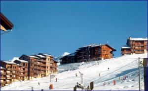 station de ski Plagne Village / Soleil
