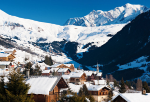 station de ski Hauteluce