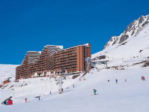 station de ski La Mongie