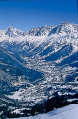 station de ski Les Houches