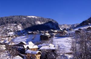station de ski Morzine