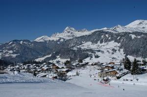 station de ski Notre Dame de Bellecombe