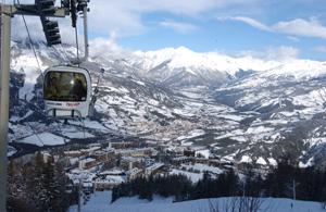 station de ski Pra Loup