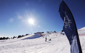 station de ski Pyrénées 2000