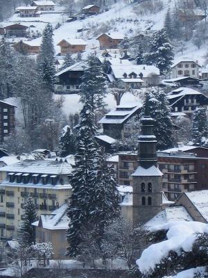 station de ski St Gervais