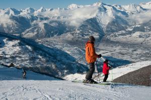 station de ski Veysonnaz