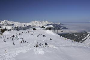 station de ski Flaine