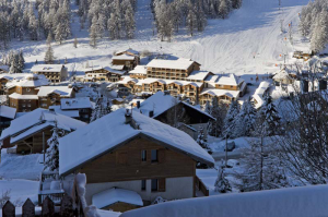 station de ski Val d'Allos - La Foux d'Allos 1800