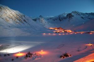 station de ski Tignes