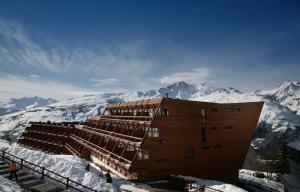 station de ski Arc 1800