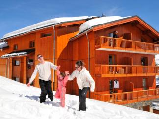 Village Vacances Le Lodge des Almes