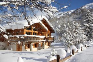 Appartements Chalet Le Neve