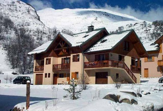 Appartements Chalet Les Lupins
