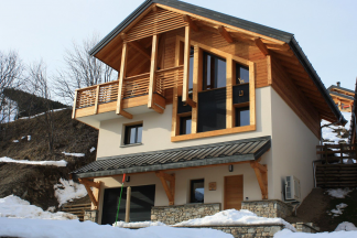 Appartements Chalet Val Ludi