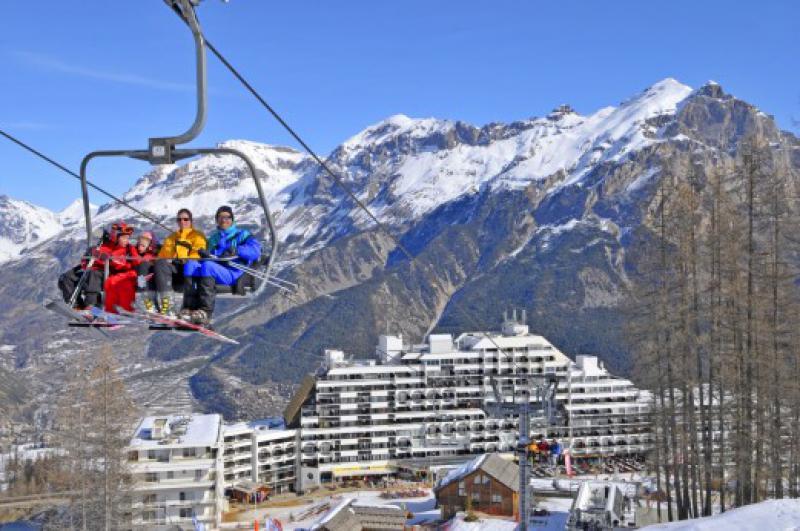 Résidences La Voile (1600m) - Le Hameau (1700m)