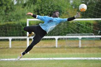 SEJOUR FOOTBALL 7 Jours - Côtes d'Armor - 9-16 ans - Toussaint