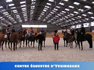 SEJOUR TOUS EN SELLE 8 Jours - Haute Loire - 12-16 ans - Février