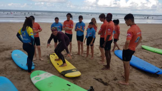 SEJOUR SURF PADDLE ET PLAGE 7 jours - Pyrénées-Atlantiques - 15-17 ans
