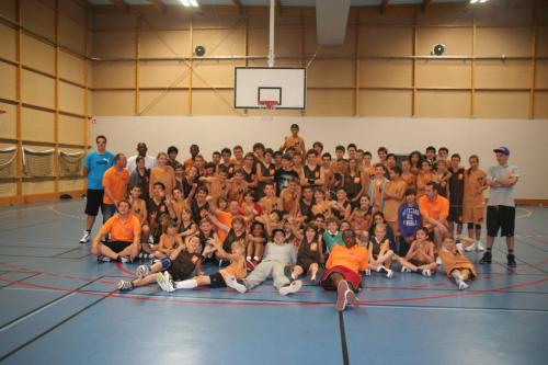 Summer Basket Camp - Eté / Vienne