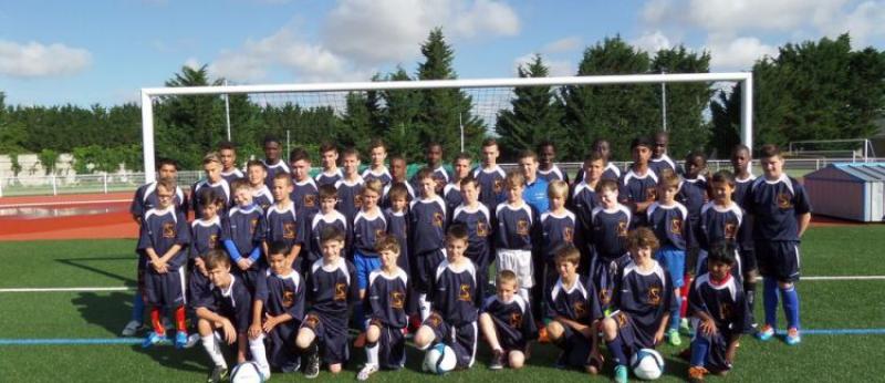 Summer Football Camp - Eté / Vienne