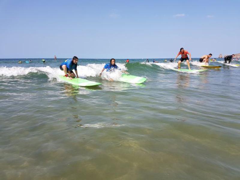 SEJOUR OCEAN SURF ET NATURE 7 jours - Pyrénées-Atlantiques - 9-14 ans